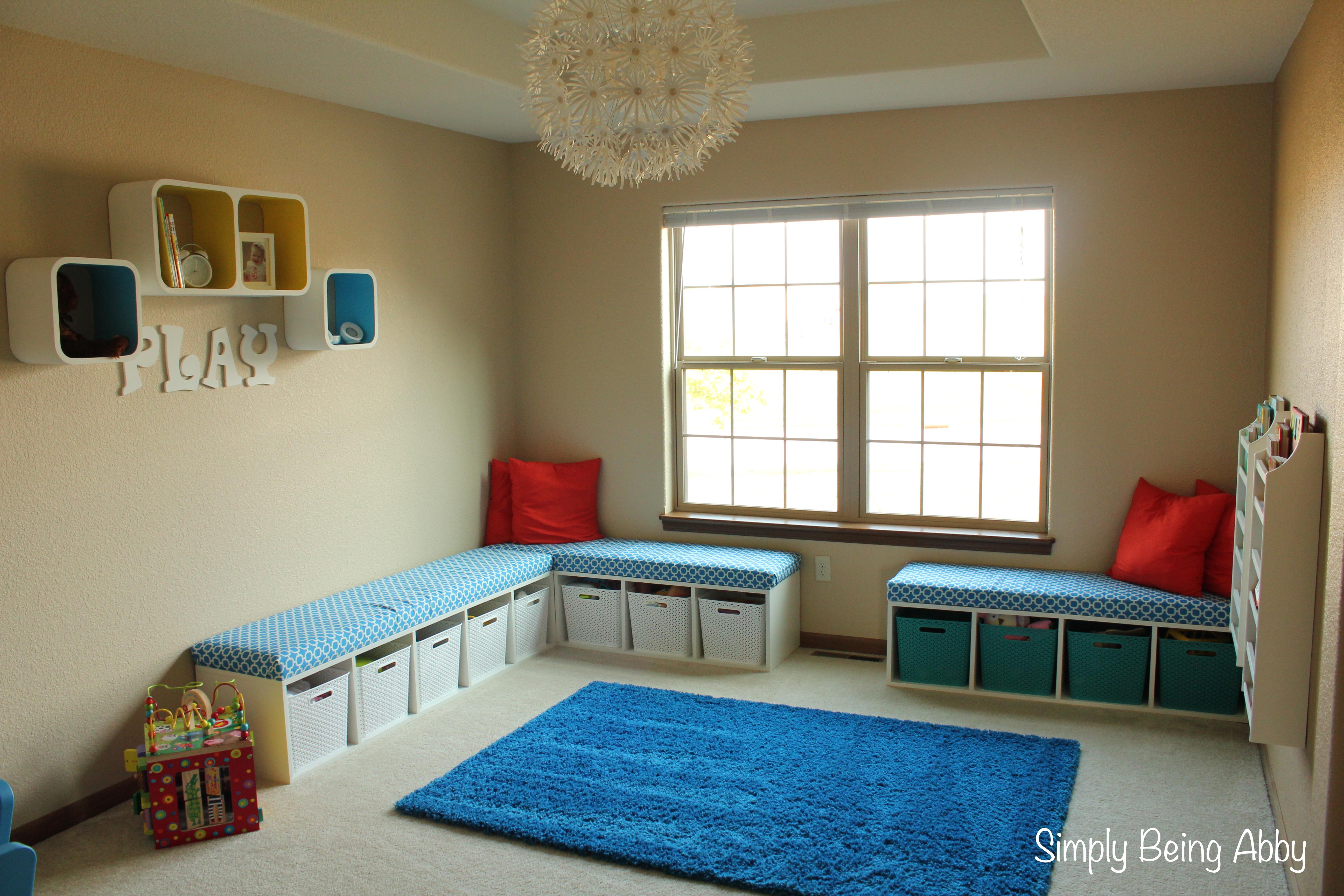 Perfect Playroom Update