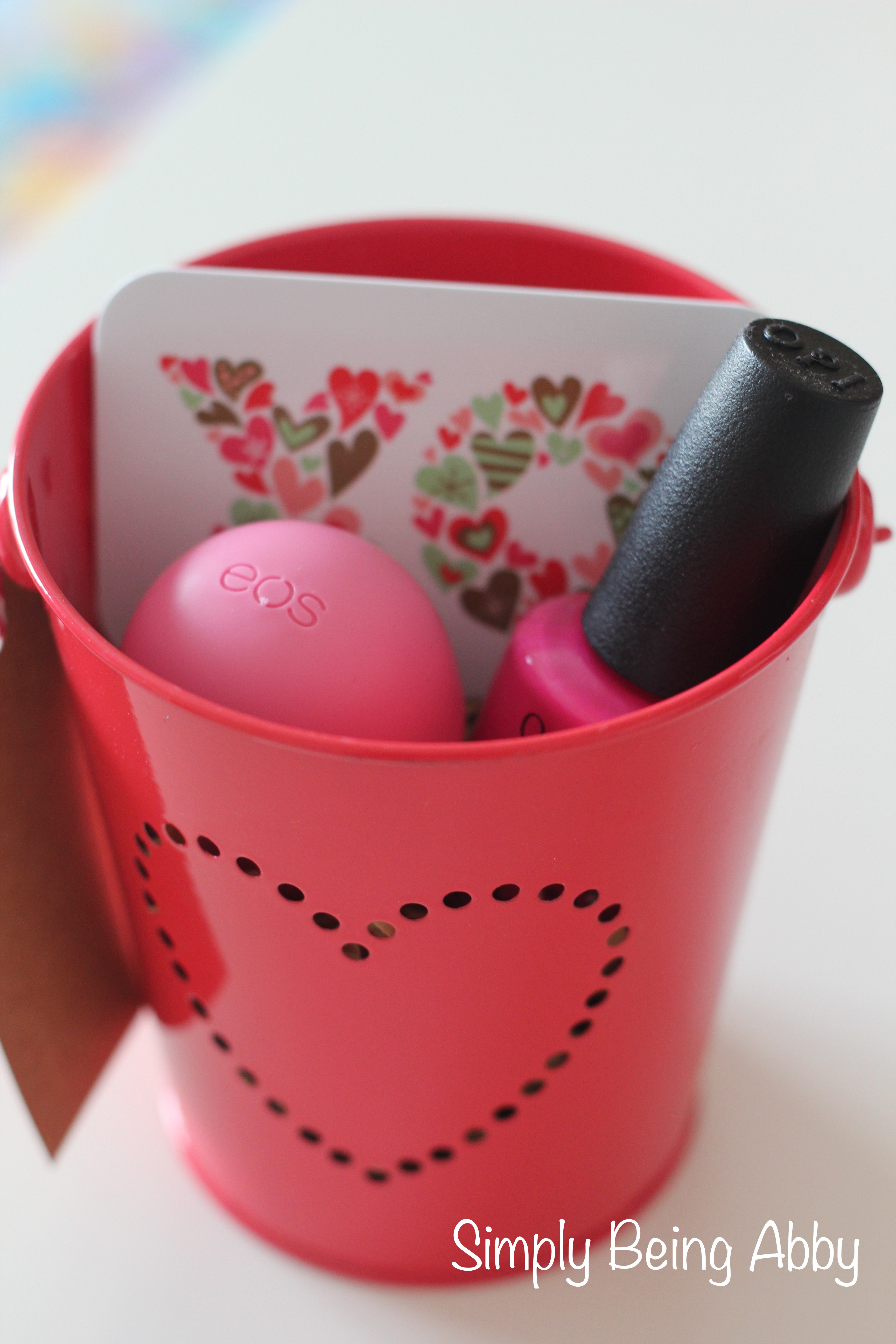 Valentine S Day Simple Gift Idea Simply Being Abby